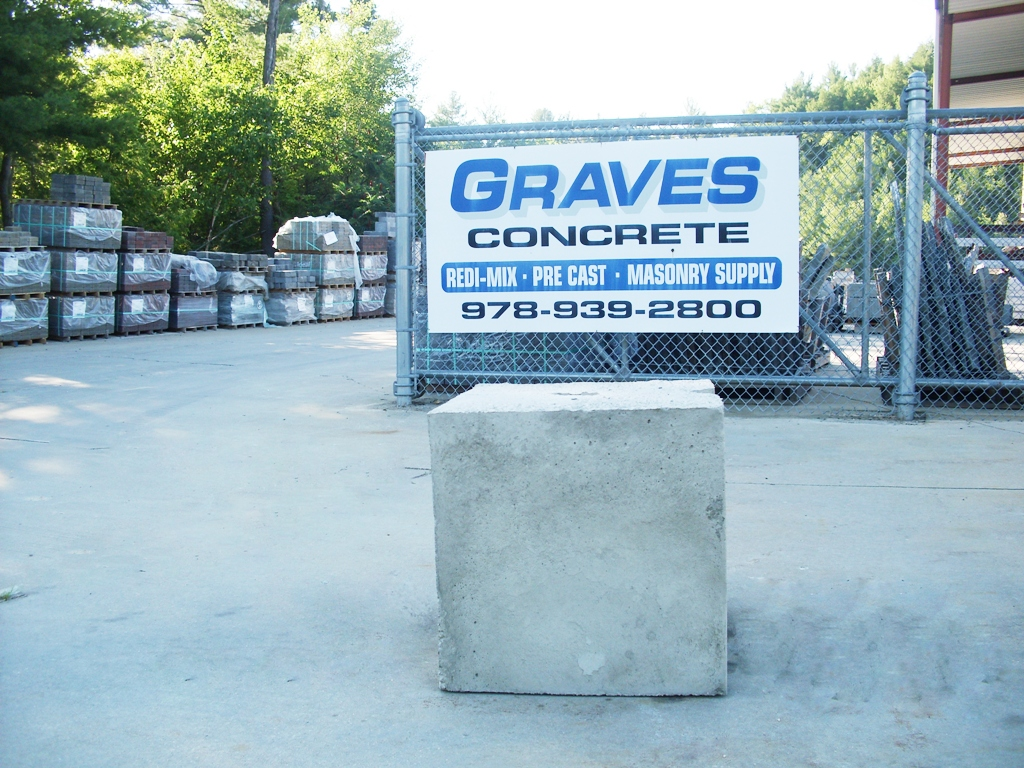 Precast Blocks – Graves Concrete