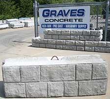 Precast Blocks Graves Concrete